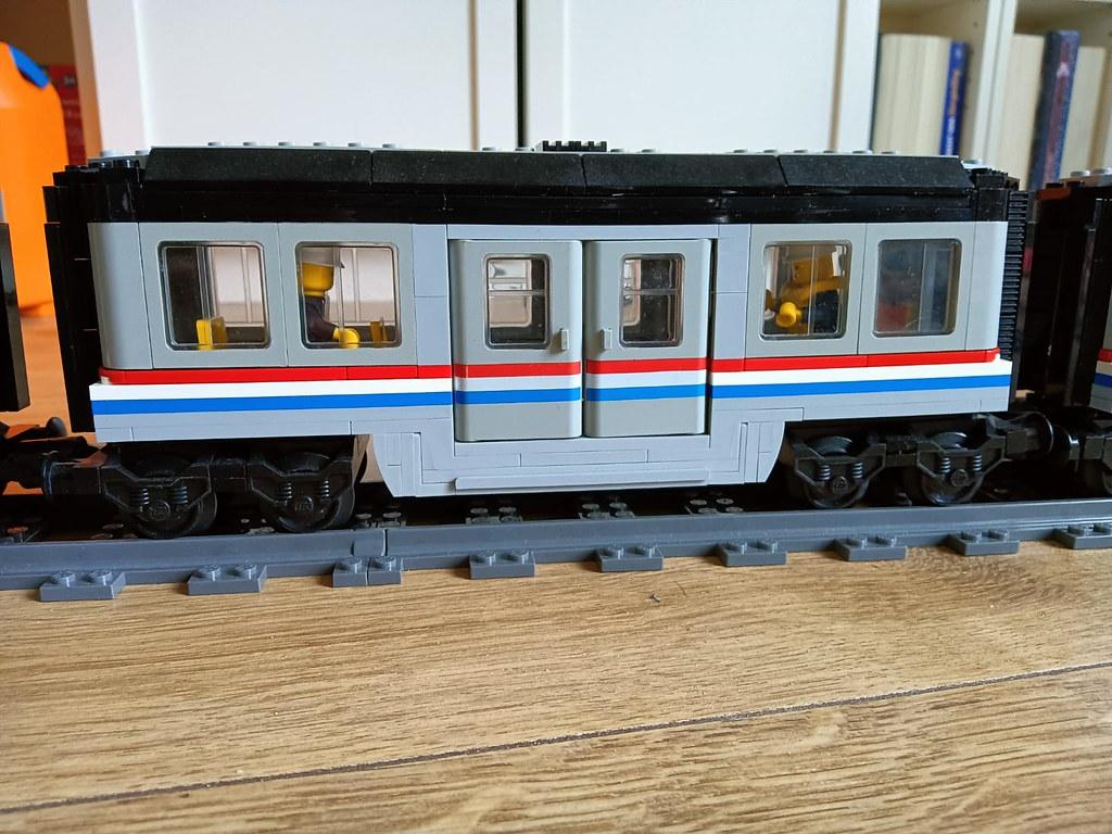 metroliner mod wagon