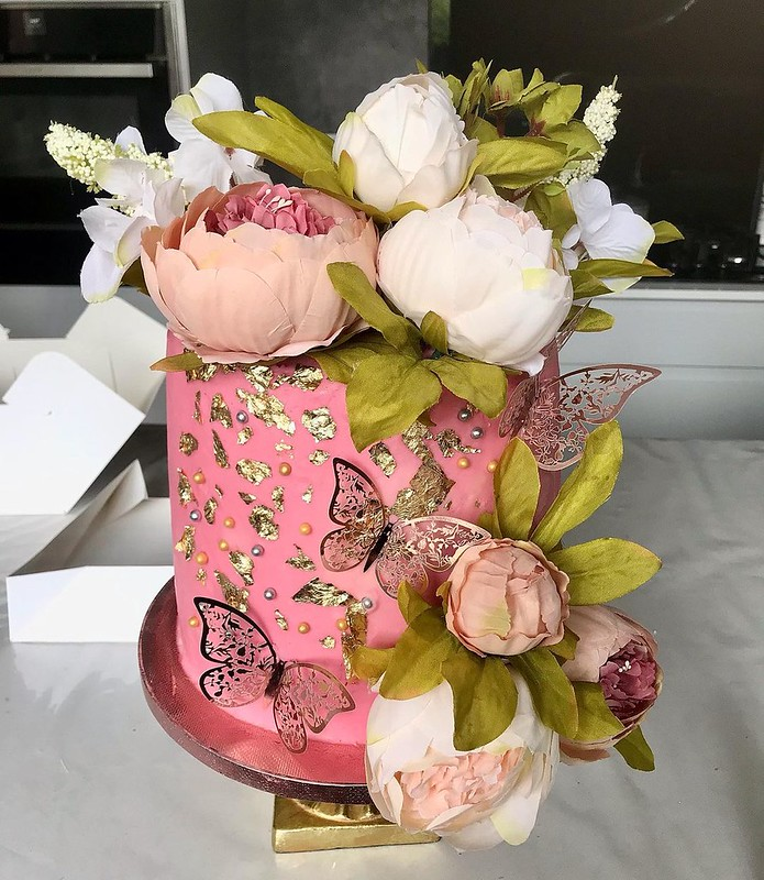 Cake by DA Delights