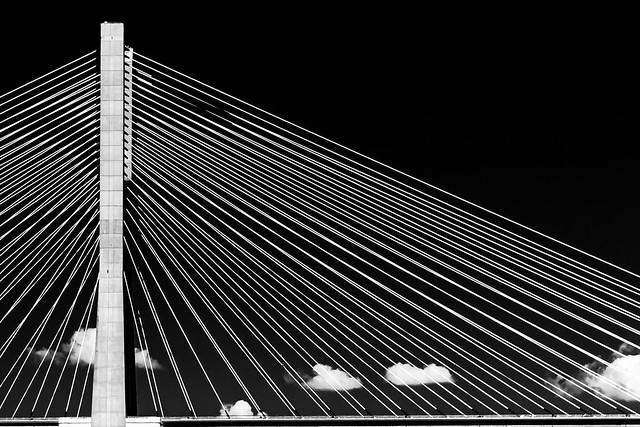 Lines v. curves