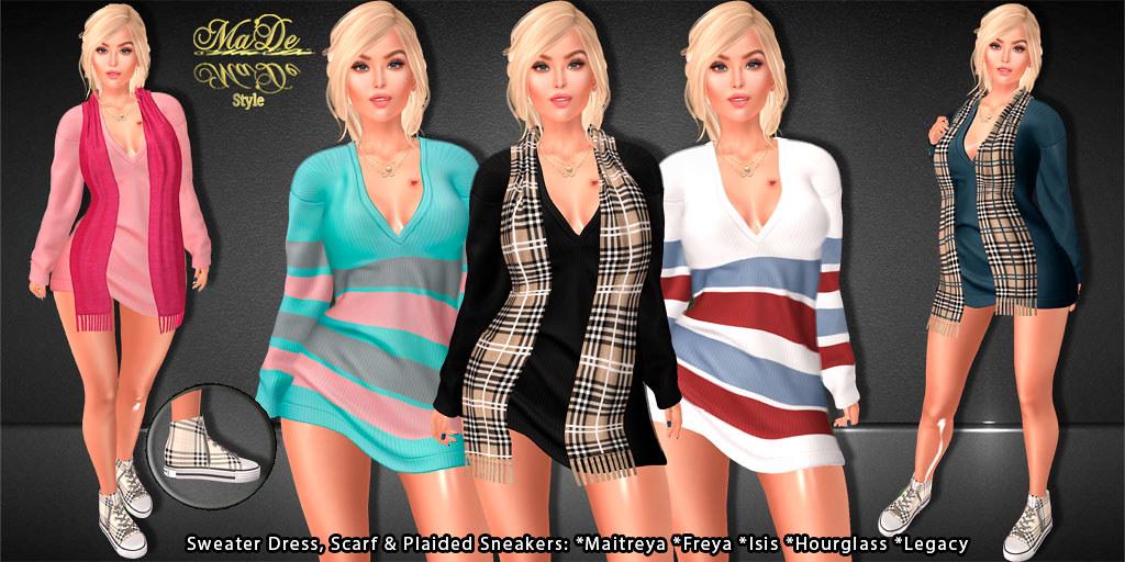 [>Ma'De<] Rhea Full Outfit