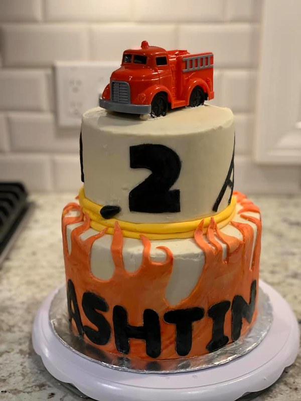 Cake by Home Baked