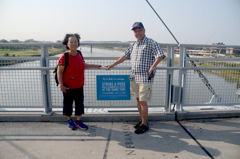 Bob Kerrey Pedestrian Bridge Omaha, NE (9)