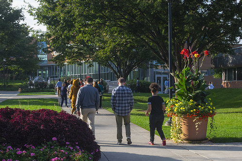 Dean's Walk 2021