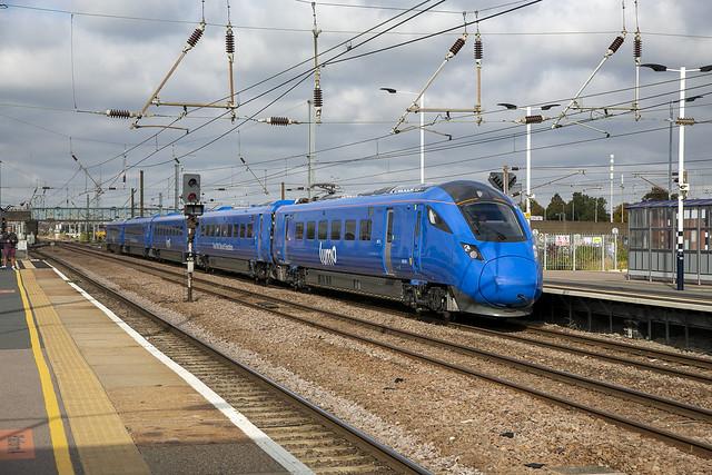 803001 at Peterborough