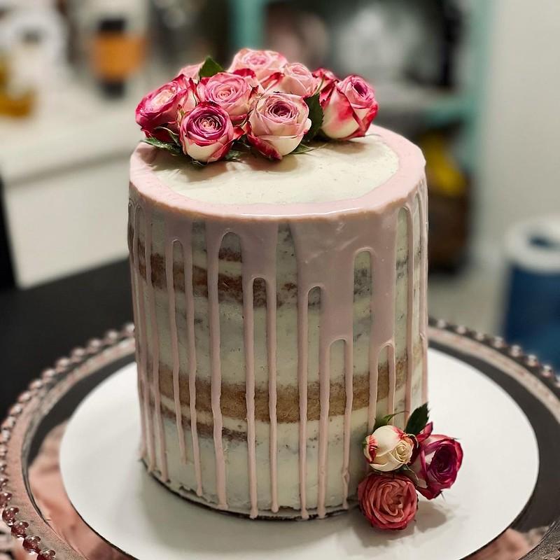 Cake by Twinbrook Cakery