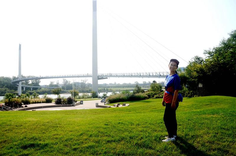Bob Kerrey Pedestrian Bridge Omaha, NE (17)