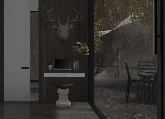 Jack Hanby Interiors - Cabin