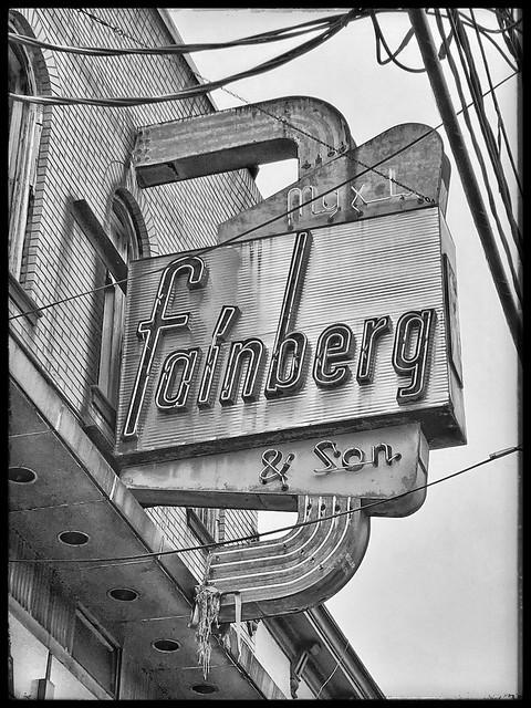 Max L Fainberg & Son, Plymouth PA