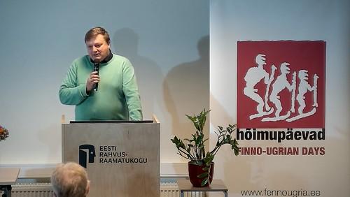 Konverentsi avasõnad ütles peakorraldaja Jaak Prozes
