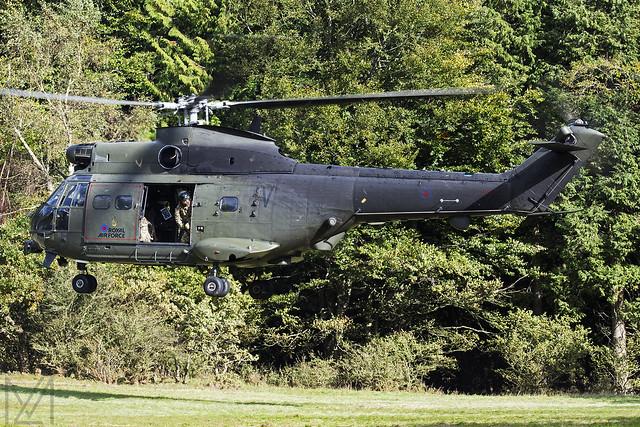 Royal Air Force, Westland Puma HC.2, ZA940 / V.