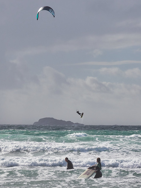 Wind and Wave Power