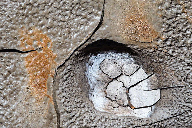 CRATERS AND CREVICES