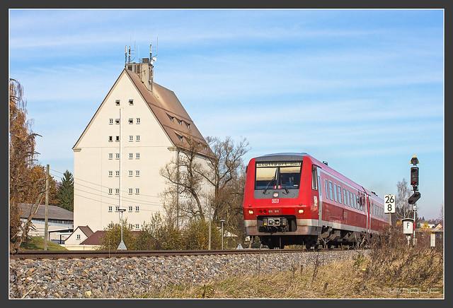 VT611, Aulendorf, 09.Nov 2012