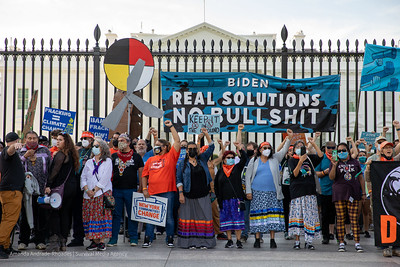 Day 4 - People vs Fossil Fuels - We need real solutions, not false promises