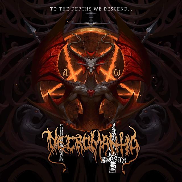 Album Review: Necromantia – To The Depths We Descend…
