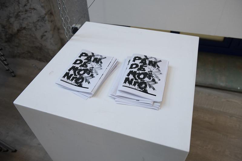 Presentación y exposición: «Pandemonio: monstruos contemporáneos»