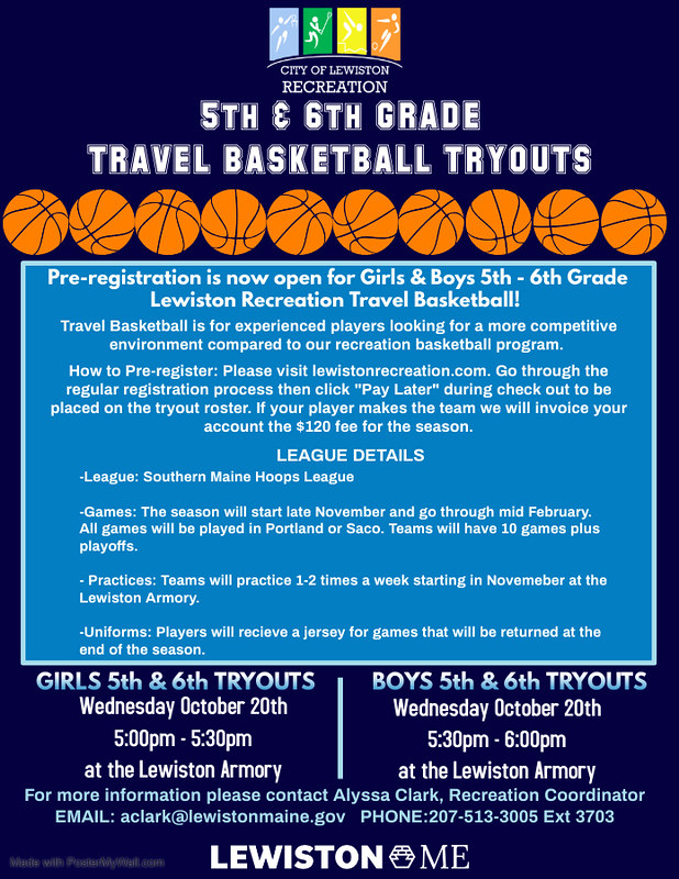 Travel Basketball 2021