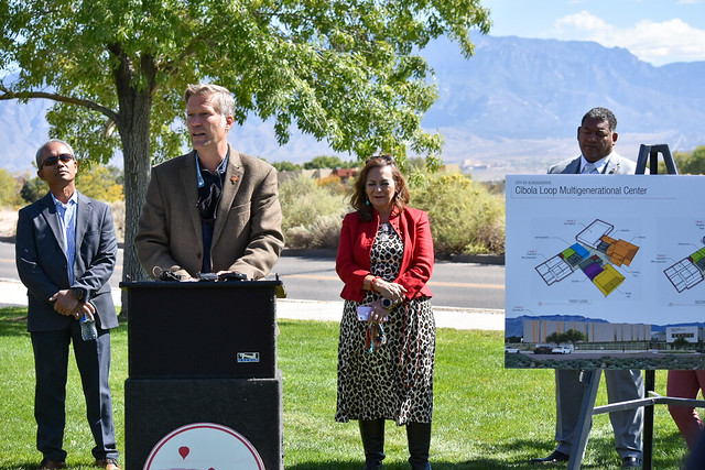 Cibola Loop Multi-generational Center Design Announcement