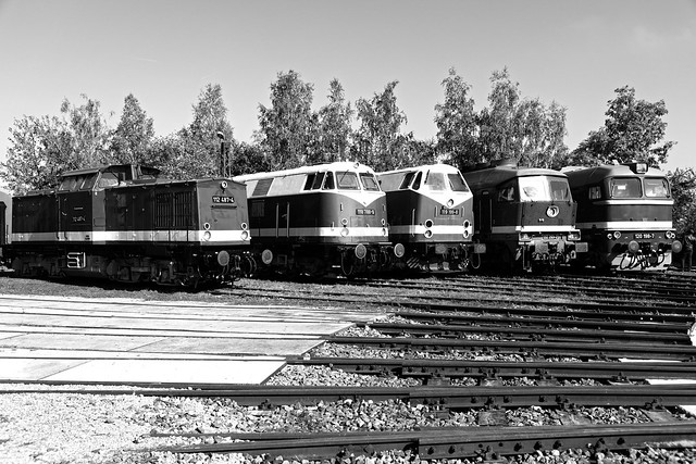 Deutsche Reichsbahn Feeling