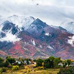 12. Oktoober 2021 - 9:02 - First snow in Utah