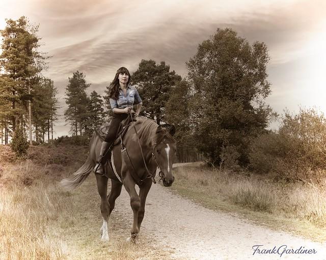 Heathland Rider