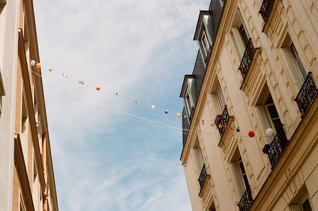 Paris, printemps 2020