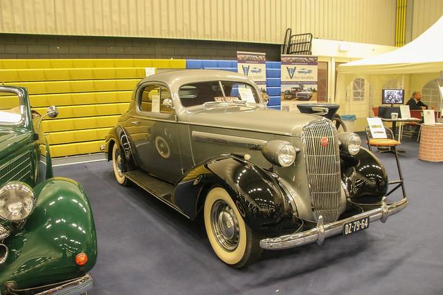 1936 Buick 46 Business Coupé - DZ-79-64