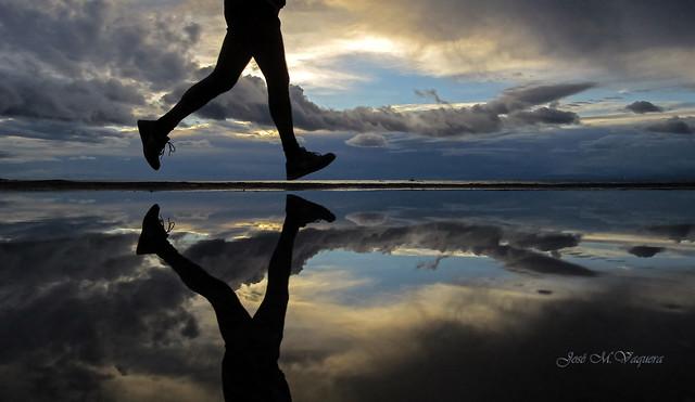 Mi reflejo / My reflection
