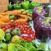 healthy, local, organic food