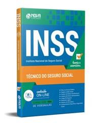 Apostila INSS 2021 em PDF – Técnico do Seguro Social