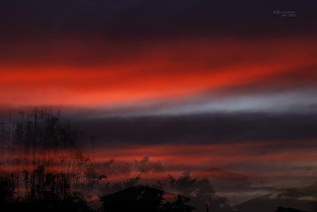 Red day dawning #15/10