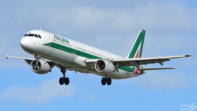 Alitalia 🇮🇹️ Airbus A321-100 I-BIXN