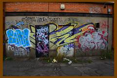 graffiti roath cardiff 4 oct 2021