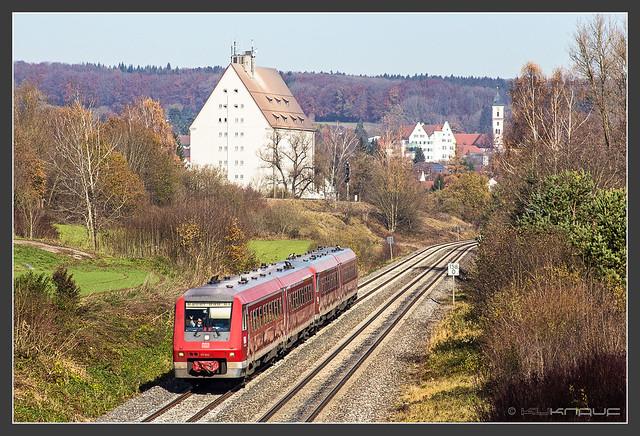 2x VT611, Aulendorf, 09.Nov 2012
