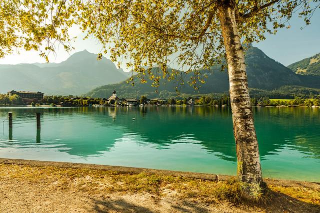 Austria - Strobl am Wolfgangsee