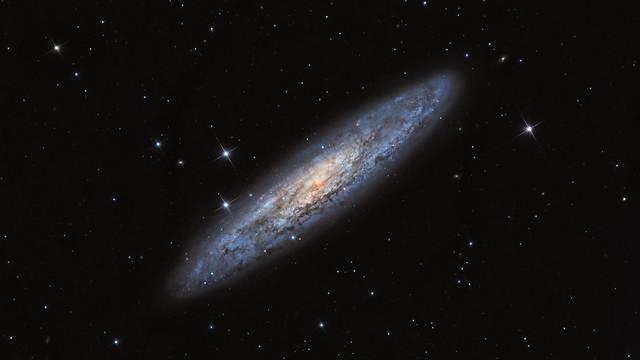 The Sculptor Galaxy - NGC253