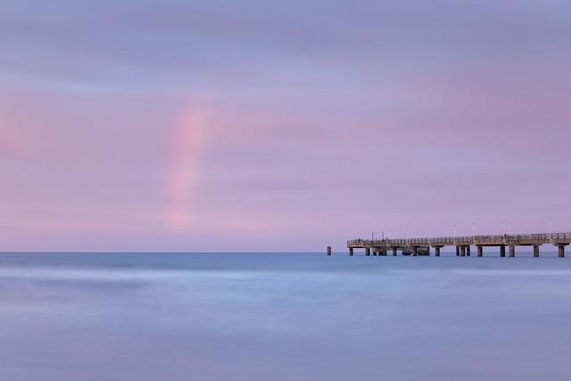 Rainbow Sunset (in explore)