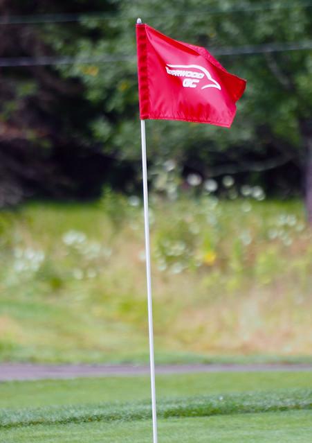 ASM Golf Outing 08-12-2021 6 - Ninth Hole Flag