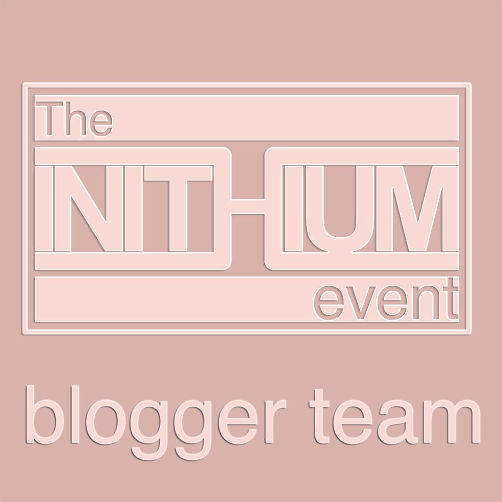 The Inithium Event – Blogger Team
