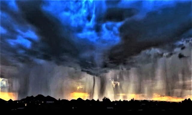Tormenta Monzón/Monsoon Storm
