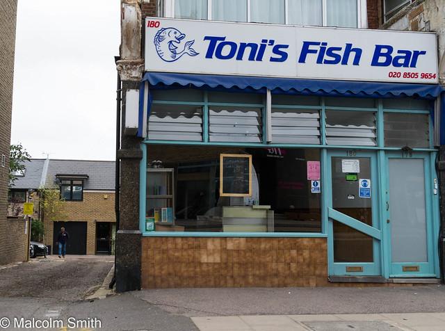 Toni's Fish Bar