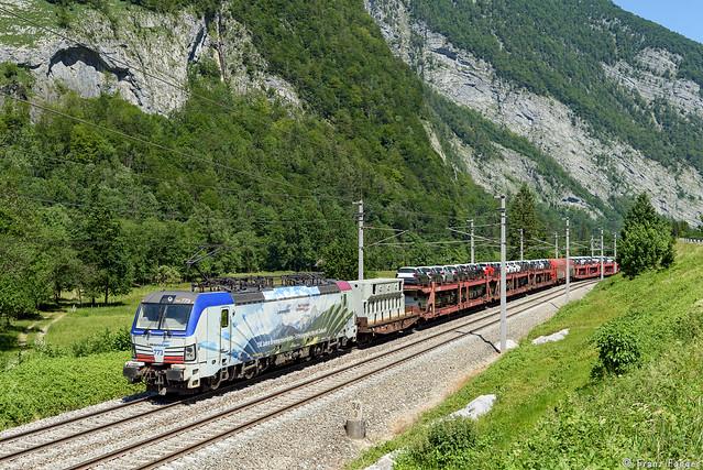 Lokomotion 193 773, Stegenwald, 22.06.2021