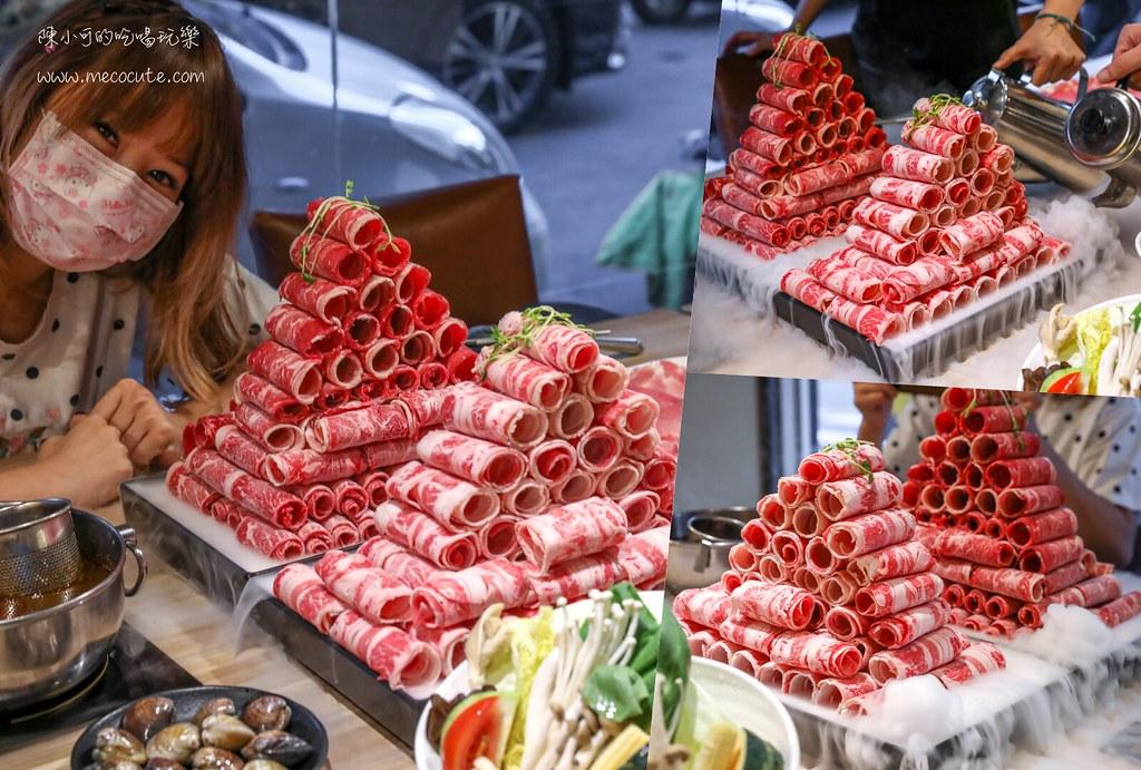 肉控出發~肉的金字塔在這裡!超誇張份量,挑戰四人份100盎司肉塔,打卡再送肉,菜盤還可以換大蛤蜊!