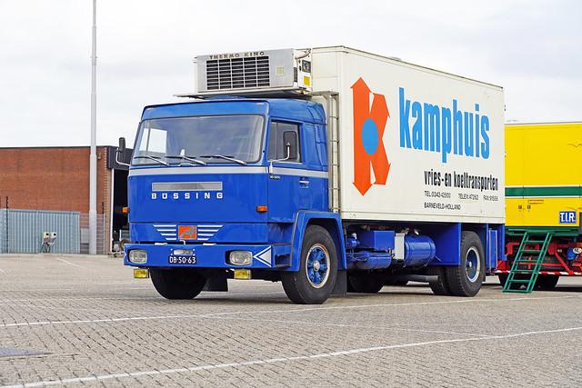 BÜSSING - BS 16-320 L -  (Kamphuis NL)