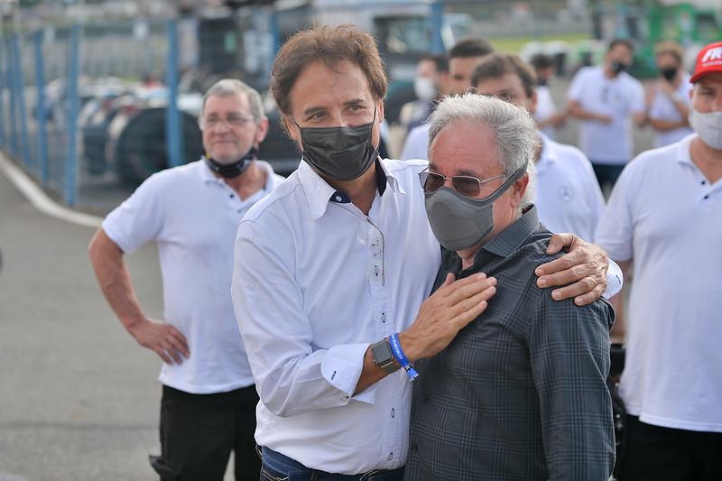 05/09/21 - Homenagem ao presidente da CBA - Fotos: Duda Bairros e Rafael Gagliano