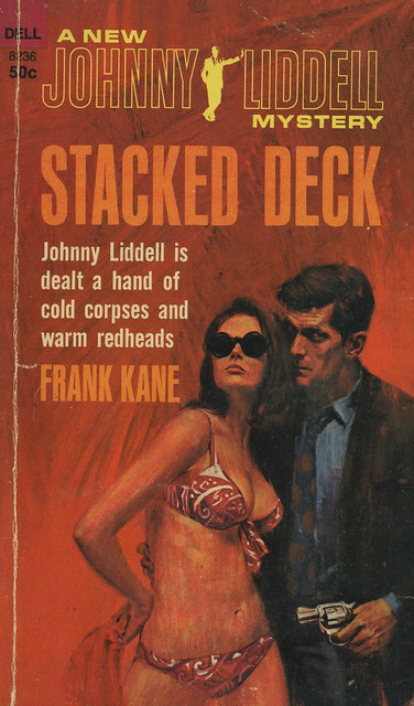 Dell Books 8236 - Frank Kane - Stacked Deck