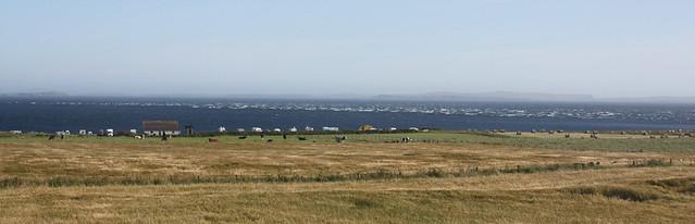 Rumblings in the Pentland Firth, Scotland.