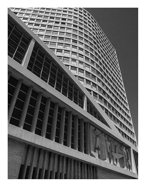 Marseille brutalism