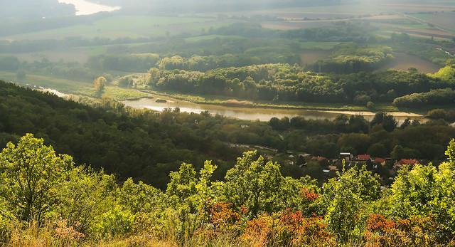021Oct 08: Morava River Valley Autumn