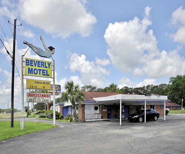 Beverly Motel - Mobile, Alabama